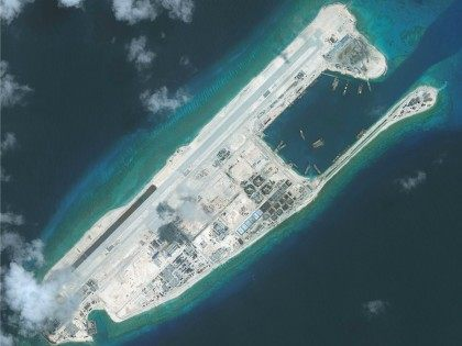 South China Sea: One of China's Reef Constructions Can Hold 24 Combat Aircraft