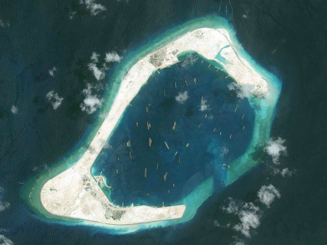 U.S. Intel Director: China to Keep Pushing Illegal South China Sea Boundaries