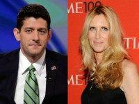 Ann Coulter Accepts Paul Ryan's Challenge to Debate Marco Rubio's Amnesty Bill