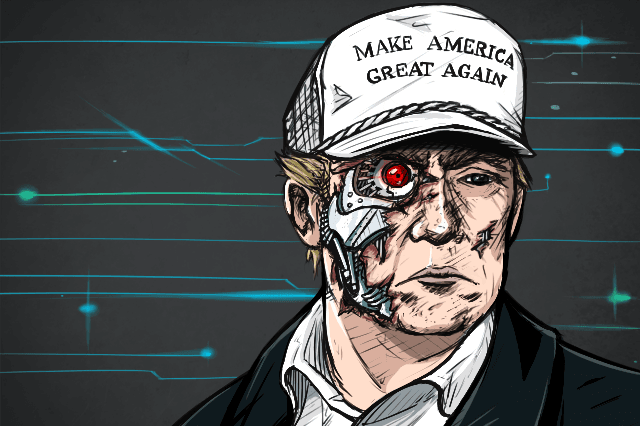 Artificial Intelligence Creators, Users Should 'Consider Ethical and Moral Consequences :    Donald Trump, candidate for President of the United States in the 2016