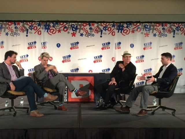 Breitbart PolitiCon Panel: Shapiro, Milo, Davi, Marlow Wage 'Hollywood Wars'