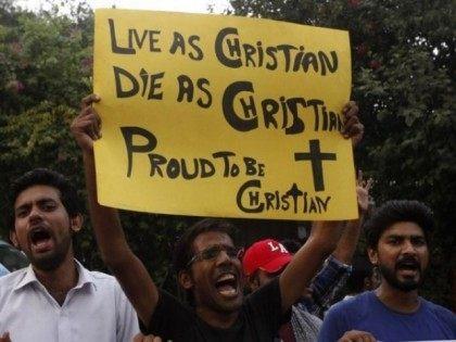 Christian persecution in Pakistan