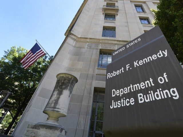Robert F Kennedy Main Justice Department Building