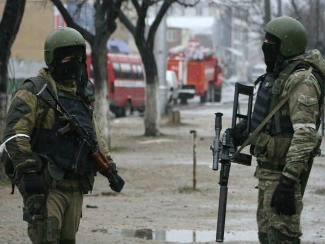Abdula Magomedov/NewsTeam via AP, File