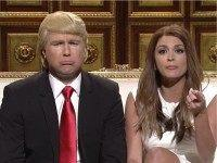 SNL's Killam as Trump: 'I'm Just Like You, a Regular Joe, But Better'