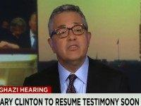 Thursday while discussing former Secretary of State Hillary Clinton's testimony …