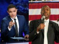 Comedy Central's Trevor Noah Blasts Ben Carson for Shooting Comments