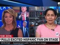 Hispanic Superfan: Trump Is a 'Beautiful Human Being' Sent From Heaven