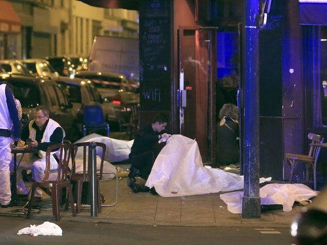 Paris Attacks Restaurant