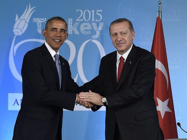 Barack Obama, Recep Tayyip Erdogan