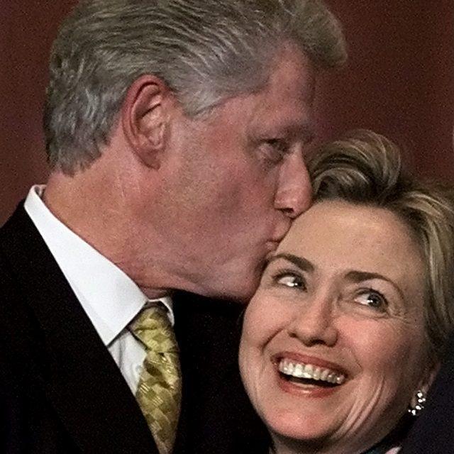 Bill Clinton; Hillary Rodham Clinton