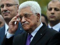 Israel Devastating the Palestinian Environment, Abbas Tells Climate Summit