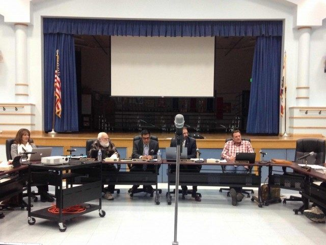 Acton-Agua Dulce school district (Adelle Nazarian / Breitbart News)