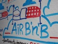 Airbnb whiteboard (OuiShare / Flickr / CC / Cropped)
