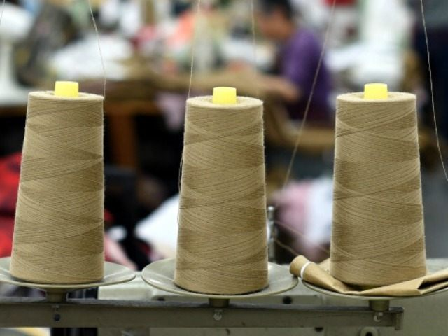 American clothing manufacturing Getty