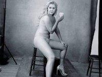 Amy Schumer Poses Topless for Annual Pirelli Calendar