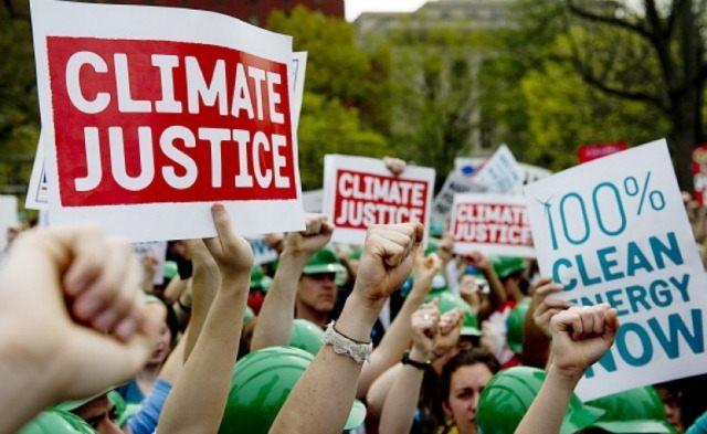 Anti-Oil Protest