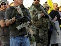Armed Texas Mosque Protesters