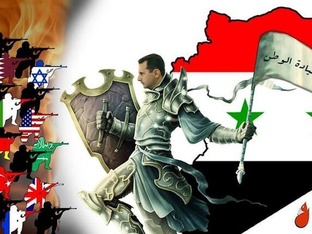Image result for anti-assad propaganda