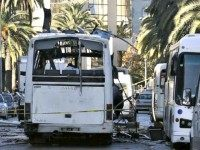 Bomb Attack in Tunis Reuters