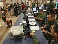 Border Patrol Laredo (John Moore / Getty)