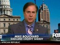 MI Sheriff Bouchard: 'Lot of Agencies' Less Prepared for Paris-Style Attack Due To Obama Order