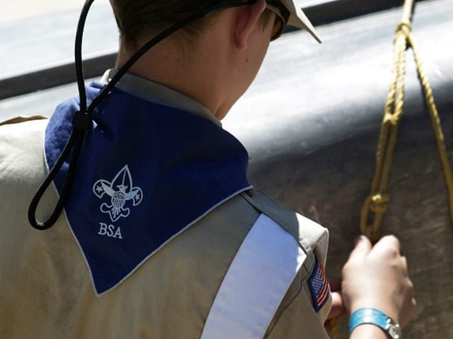 Boy Scouts Consider Girl Members