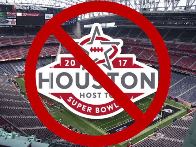 LGBT Bathroom Ordinance Losers Ask NFL To Cancel 2017 Super Bowl In Houston