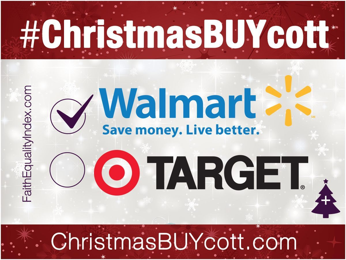 CHRISTMAS  BUYCOTT new a