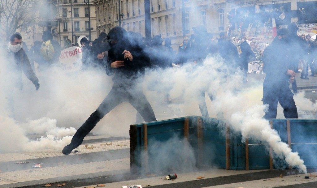 COP21 Protest Paris Associated Press
