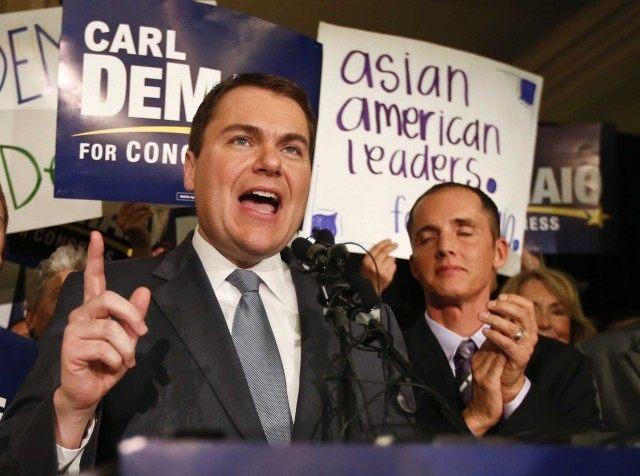 Carl DeMaio (Lenny Ignelzi / Associated Press)