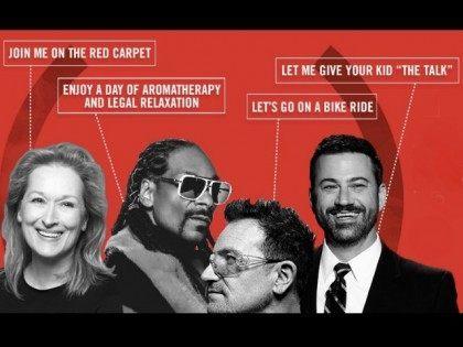 Celebrity-AIDS-Auction