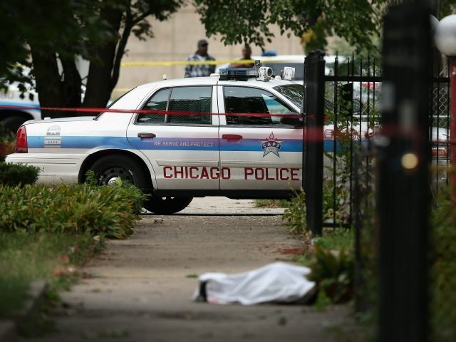 2703 Shootings, 440 Deaths Year-To-Date In Heavily Gun-Controlled Chicago