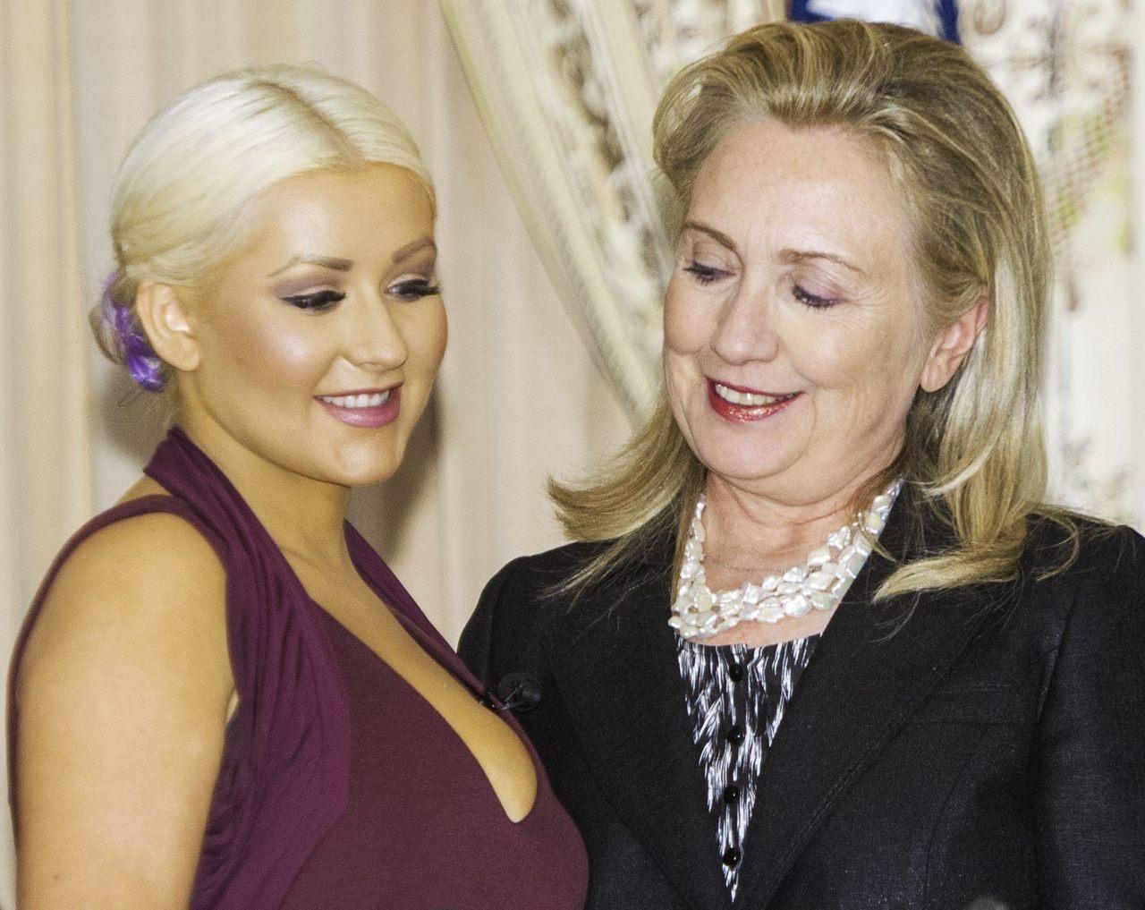 Hillary Clinton To Raise Cash In California This Week -4289