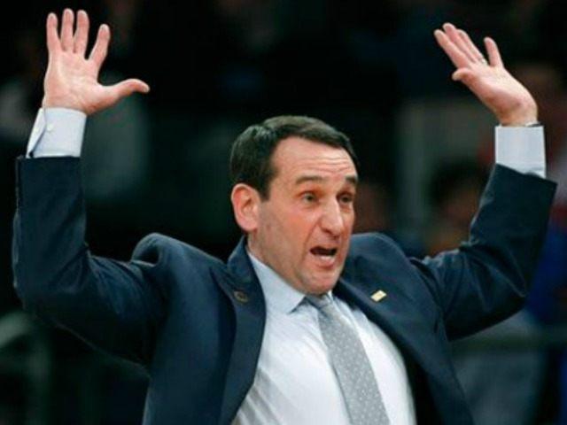 Coach K Duke Basketball