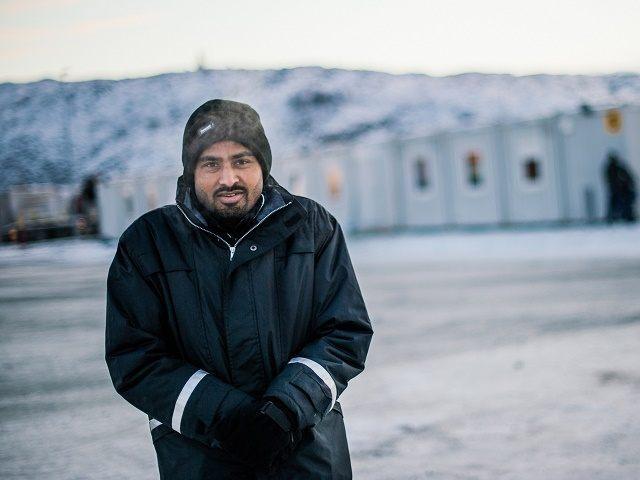 Russia Norway Border