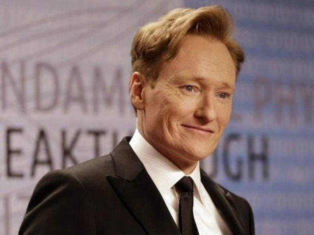 Talk show host Conan O'Brien, above, and Michelle Obama plan to entertain US troops during a visit to the al-Udeid air base near the capital of Doha. o