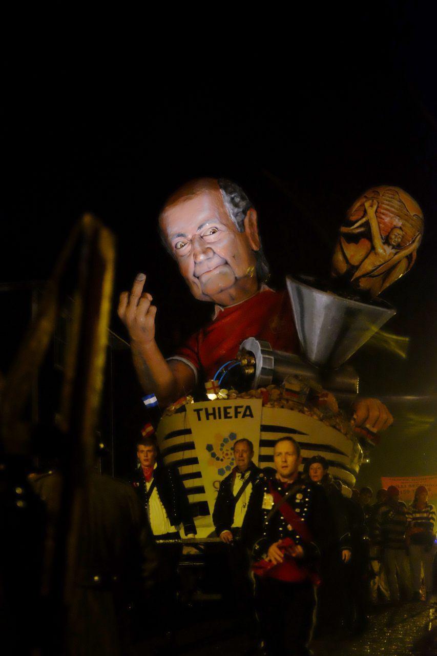 Sepp Blatter (Breitbart London/Rachel Megawhat)