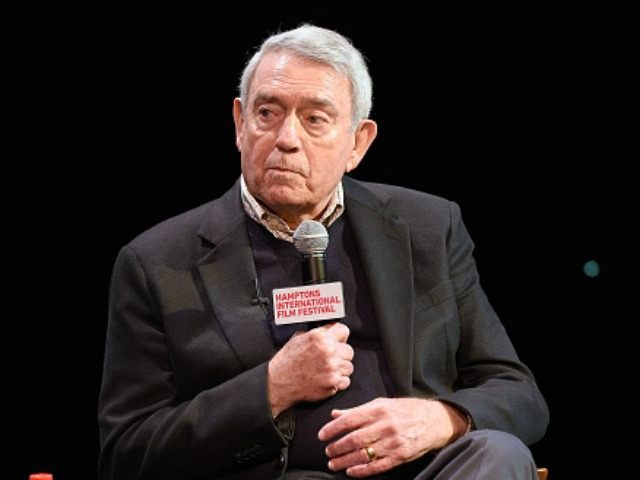 Journalist Dan Rather speaks during A Conversation With Dan Rather on Day 3 of the 23rd Annual Hamptons International Film Festival on October 10, 2015 in East Hampton, New York.