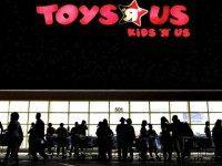 Dark Toys R Us Palm Beach Post via AP