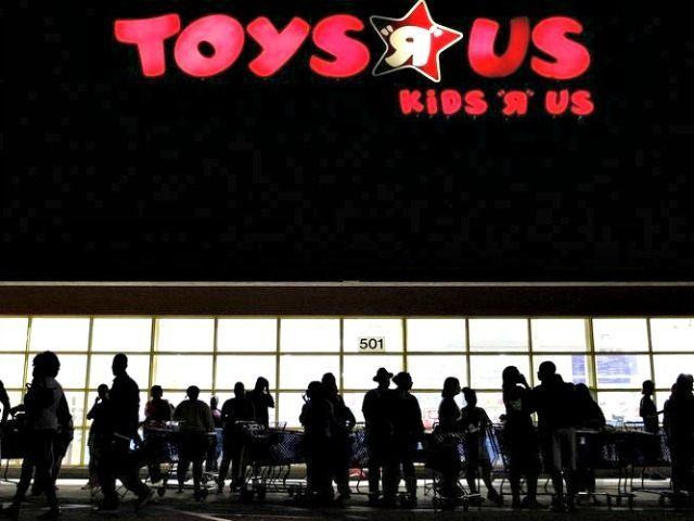 Dark Toys R Us Palm Beach Post via AP