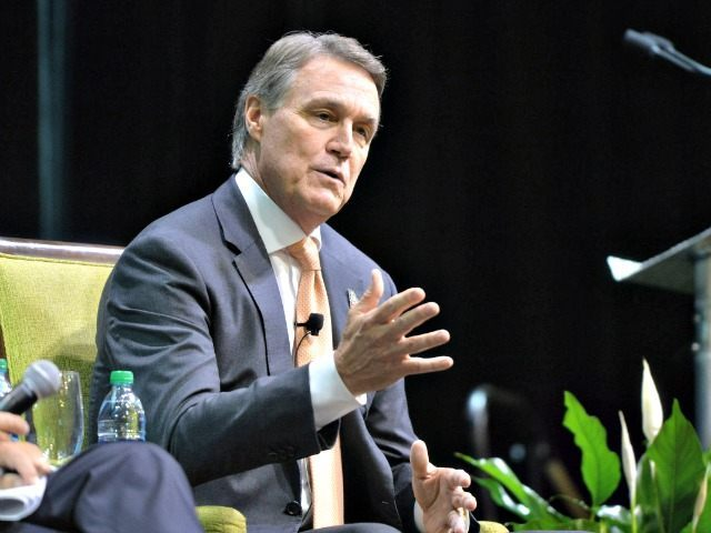 David Perdue Georgia Sen. Kent D. Johnson via AP