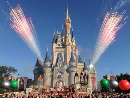 Mark Ashman/Disney Parks via Getty Images