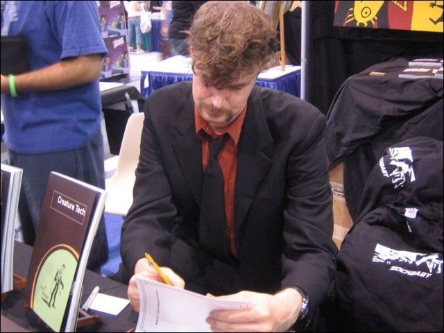 Doug Tennapel X