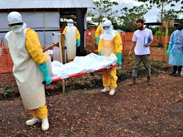 Ebola victim Carl de SouzaAFPGetty Images