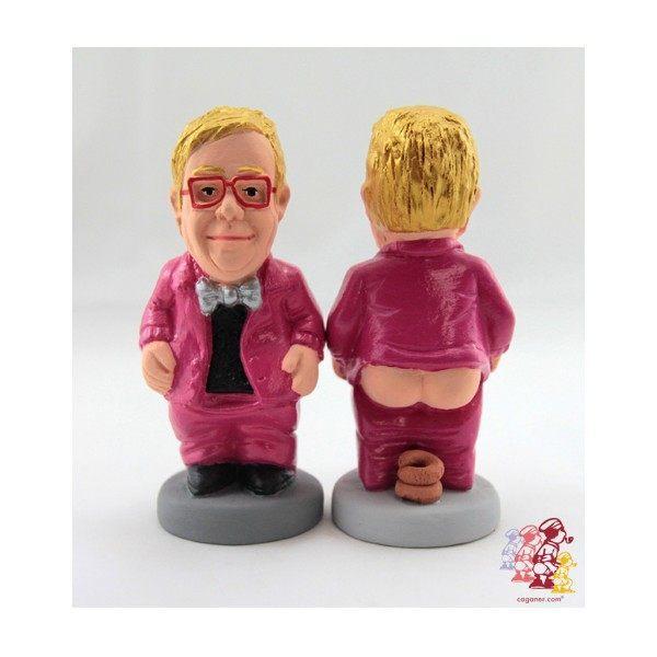Elton John Caganer