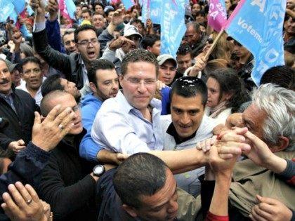 Equador Politics, Mauricio Rodas AP