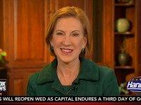 Fiorina: Hillary 'Dangerous' For National Security, Believes 'We're Responsible' For Terrorist Attacks