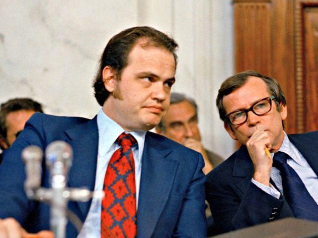 Fred Thompson Watergate Hearings AP
