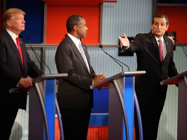 GOP Debate Fox Business Foreign Policy (Scott Olson / Getty)